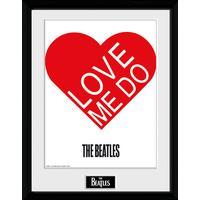 Tavla - Musik - The Beatles Love Me Do - Merchandise