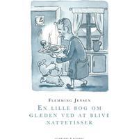 En lille bog om glæden ved at blive nattetisser, Hæfte