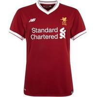New Balance Liverpool Home Jersey 17/18 W