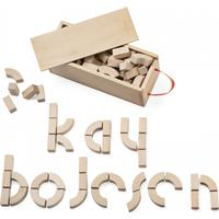 Kay Bojesen Alfabetsklodser