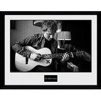 GB Eye Ed Sheeran Chord 30x40cm Plakater