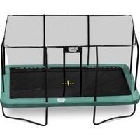 Jumpking Rectangular Trampoline with Enclosure 366x518cm