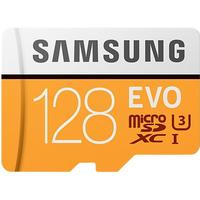 Samsung Evo MicroSDXC UHS-I U3 128GB