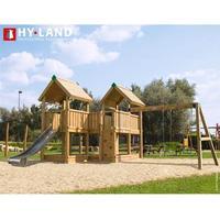 Jungle Gym Hy Land Projekt 6 med Gyngemodul