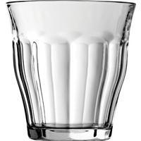 Duralex Picardie Cafe latte glas 25 cl 6 stk