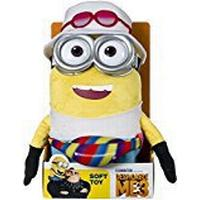 Despicable Me 3 Freedonian Jerry Soft Toy (Medium)
