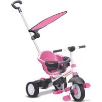 SMARTRIKE Fisher-Price® Trehjuling Charm Plus, pink