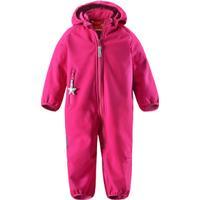 Reima Softshell Overall Kotilo - Pink