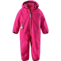 Reima Toddlers' softshell overall Kotilo - Pink