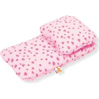 Pingu Doll Bed for Doll's Car Herzchen 2pcs