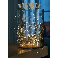 e3light Pro Tivoli 100 LED String Lights Julebelysning