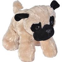 "Wild Republic Pug Stuffed Animal 7"""