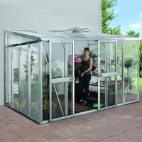 Vitavia Helena 8.6m² Alu+Glas Aluminium