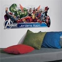 RoomMates wallstickers - Avengers