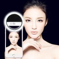 LED Selfie-lampe ring