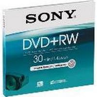 Sony DVD+RW 1.4GB 2x Jewelcase 1-Pack 8cm