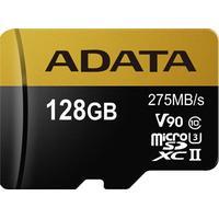 Adata Premier ONE V90 MicroSDXC UHS-II U3 275MB/s 128GB