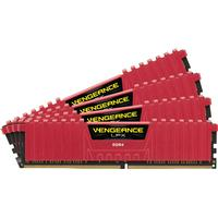 Corsair Vengeance LPX Red DDR4 3866MHz 4x8GB (CMK32GX4M4B3866C18R)