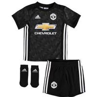 Adidas Manchester United Away Jersey Kit 17/18 Youth