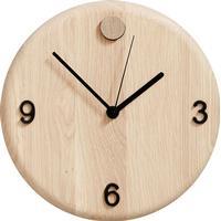 Andersen Wood Time 22cm Väggklocka