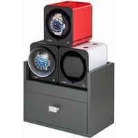 Beco Boxy Center Small - Mörkgrå box till laddning av 6 klockuppdragare