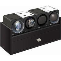 Beco Boxy Center Big - Svart box till laddning av 12 klockuppdragare