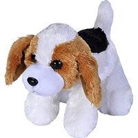 "Wild Republic Beagle Stuffed Animal 7"""