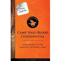 From Percy Jackson: Camp Half-Blood Confidential: Your Real Guide to the Demigod Training Camp (Inbunden, 2017)