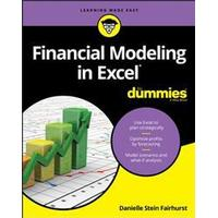 Financial Modeling in Excel for Dummies (Häftad, 2017)