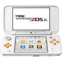 Nintendo New 2DS XL - White/Orange