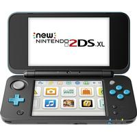 Nintendo New 2DS XL - Black/Turquoise