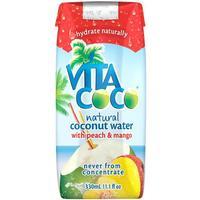 Vita Coco Kokosvatten Pers.&Mango 330ml12 st (delas ej)