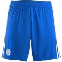 Adidas Schalke 04 Away Shorts 17/18 Youth