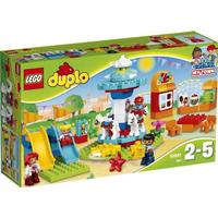 Lego Duplo Sjov Familieforlystelsespark 10841