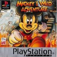 Begagnat PS1 Mickey's Wild Adventure (begagnad)