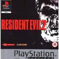 Begagnat PS1 Resident Evil 2 (begagnad)