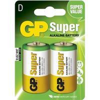GP Batteries 13AU LR20 D Ultra 2Pack