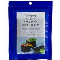 Clearspring Nori Strips Toasted 13.5g
