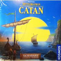 Settlers från Catan: Sjöfarare (Svenska)