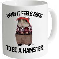 ShotDeadInTheHead Goodie Two Sleeves Hamster Mug