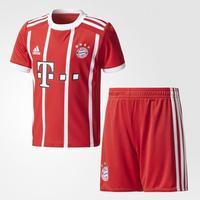 Adidas Bayern FC Munich Home Jersey Kit 17/18 Infant