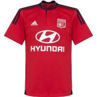 Adidas Olympique Lyon Away Jersey 15/16 Sr