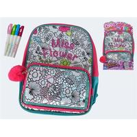 Simba Color Me Mine Backpack Glitter Couture 4 Pens