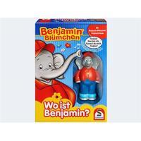 Schmidt Benjamin Blümchen where is Benjamin