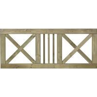 Plus Castle Fence 180x75cm