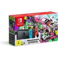 Nintendo Switch - Red/Blue - Splatoon 2