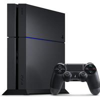 Sony PlayStation 4 500GB - Black Edition