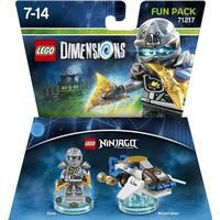 Lego Dimensions Zane Fun Pack 71217