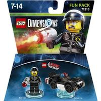 Lego Dimensions Bad Cop Fun Pack 71213