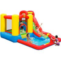 Happyhop Jump & Splash Adventure with Cannon Wet & Dry